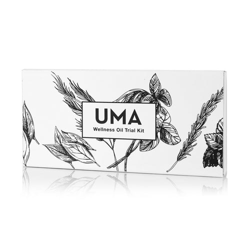 Wellness Oil Trial Kit - Uma Oils