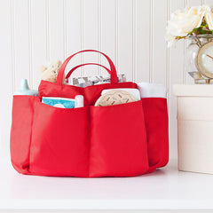 Bag Organizer - Red