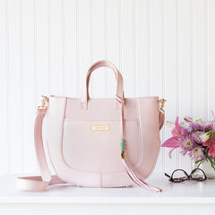 Brittany Blush & Gold