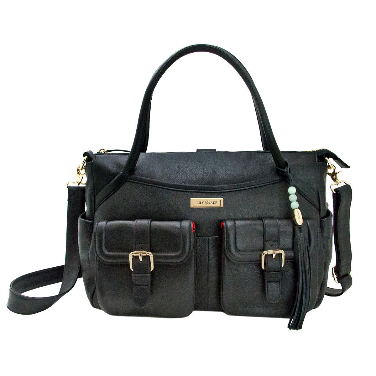 Outlet Elizabeth Black/Red & Gold
