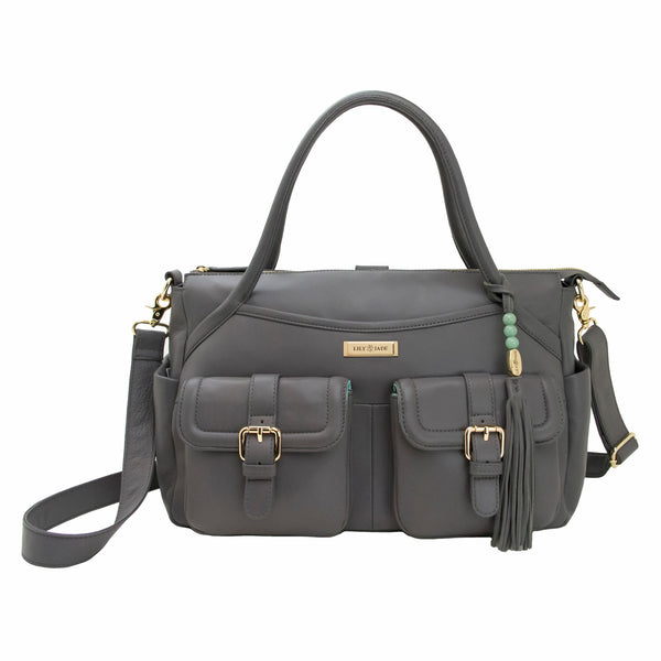 1711cff4b246 Lily Jade | Leather Diaper Bags