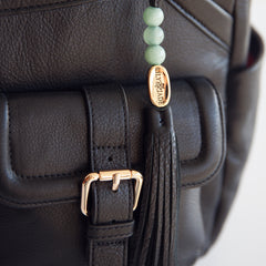 Elizabeth Black/Jade & Gold