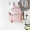Anna Medium - Blush,Jade & Silver