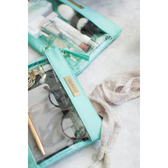 Packing Case - Jade & Gold