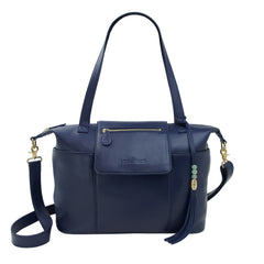Outlet Madeline Navy & Gold