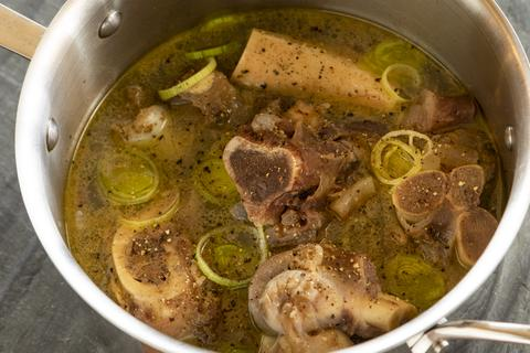 Ostrich Bone Broth