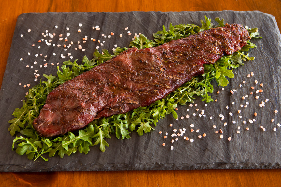 raw ostrich tenderloin