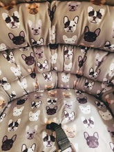 NEW PRODUCT!! French Bulldog Print PupSaver Original (For All Dogs Up To 30 lbs.)
