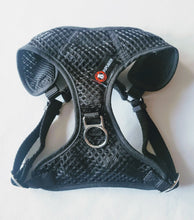 NEW COLOR! PupSaver Compatible Harnesses - Solid Black
