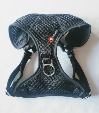PupSaver Compatible Harnesses - Solid Black