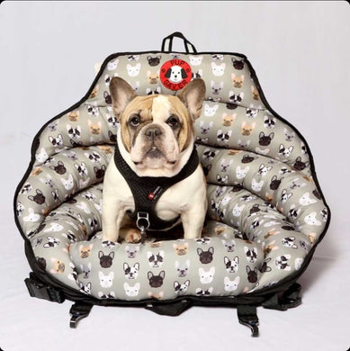 PupSaver French Bulldog (Best For Dogs 10-30 lbs.)