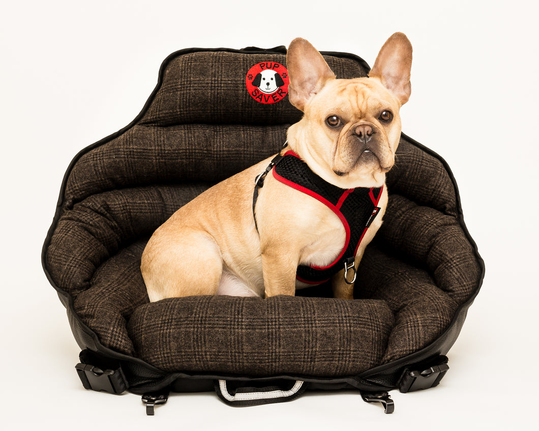 Plaid Original PupSaver (For Dogs Up To 30 lbs)