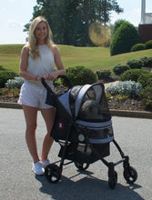 PupStroller Pet Stroller (For Dogs Up To 35 lbs)