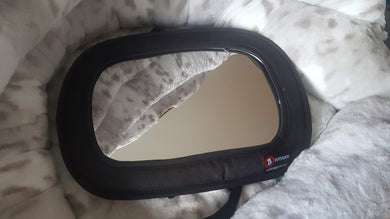 PupSaver Rear Headrest Mirror (For Back Seat)