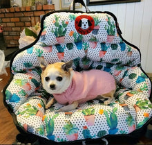 Cactus Petite PupSaver (A Smaller Seat For Dogs UP TO 10 LBS ONLY)