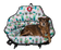 Cactus Print PupSaver Original (For All Dogs Up To 30 lbs.)