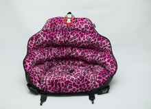 *BCAM Pet Partners Promo PRE-SALE* Pink Leopard Original PupSaver (For Dogs Up To 30 lbs)