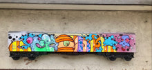 GHOST ALL CITY TRIAN PAINTED ACRYLIC # 20
