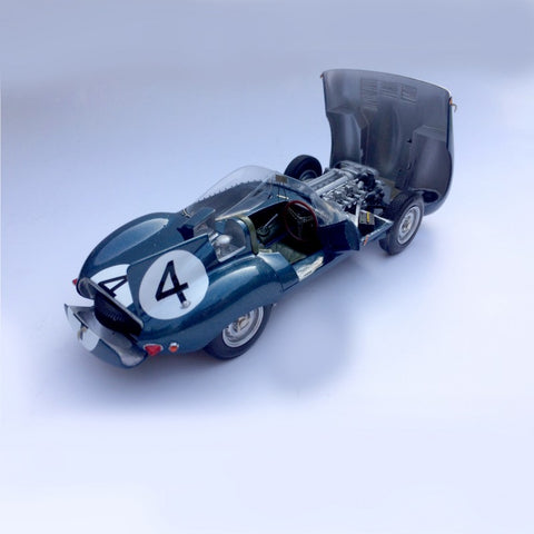 Jaguar D Type Short Nose 1956 1/24th Scale
