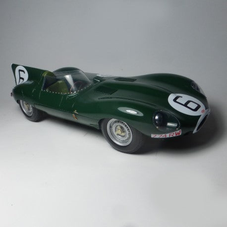 Jaguar D Type Long Nose 1/24th Scale