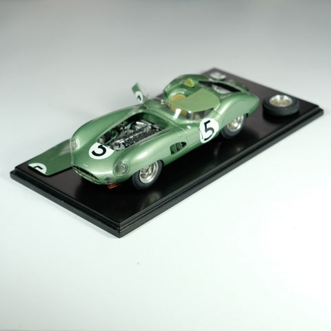 1 Aston Martin DBR1  Le Mans 1959 1/24th Scale