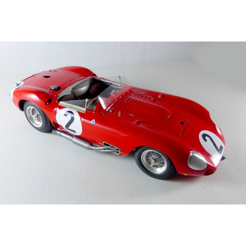 1  Maserati 450 S  Le Mans 1957  1/24th Scale