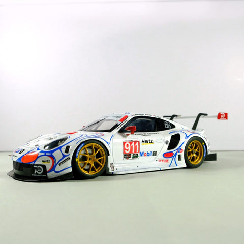 1 Porsche 911 RSR Le Mans 2018 by Profil24  1/24th Scale