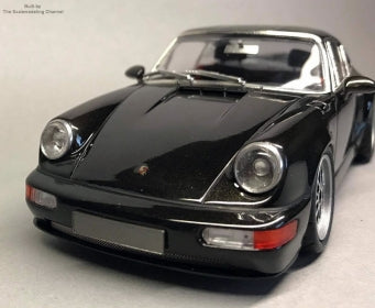 "Porsche 911/964 Headlights ""Singer Style"" 1/24th Scale"
