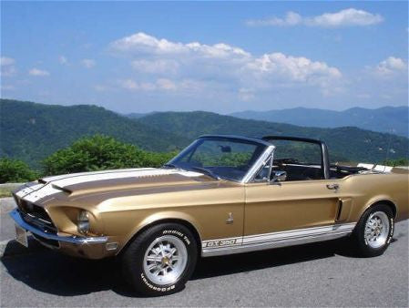 1968 Shelby GT-350 Convertible Transkit