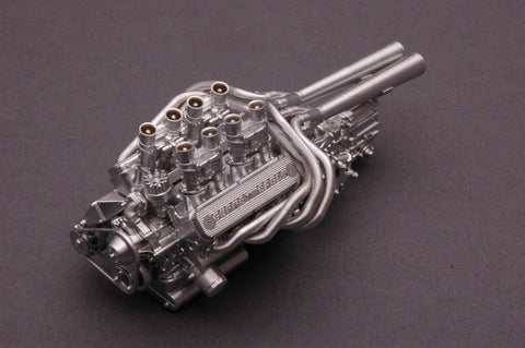 GT40 Engine & Transaxle 1/24th Scale
