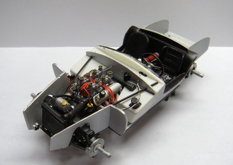 Cobra FIA Engine