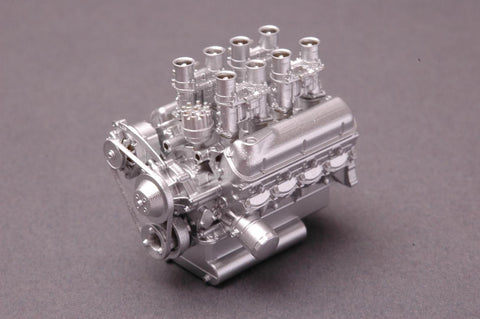 Ford 289 with Webers Engine Kit  1/24th Scale