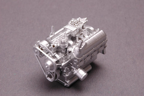 Ford 289 with Holley Carb  1/24th scale