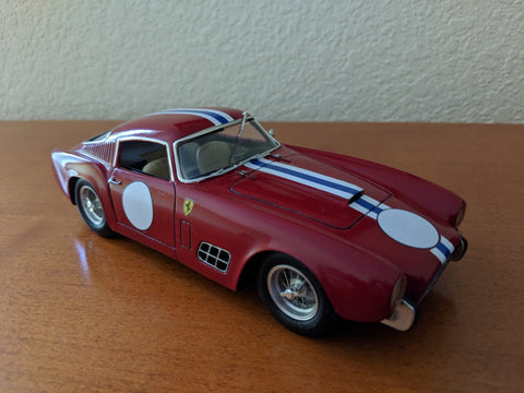 Ferrari 250GT LWB TDF 1/24th Scale