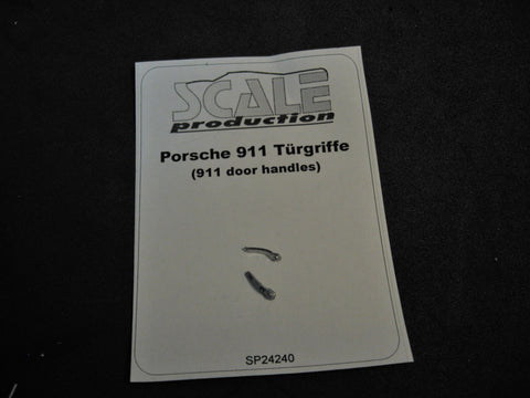 Porsche 911 Door Handles 1/24th Scale