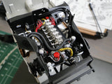 1  Ferrari 250 GTO Engine Kit 1/24th scale