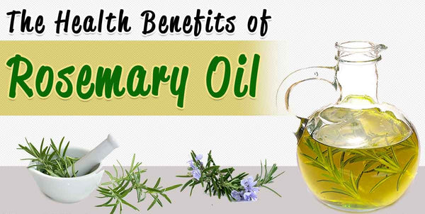 Extract and oil from rosemary