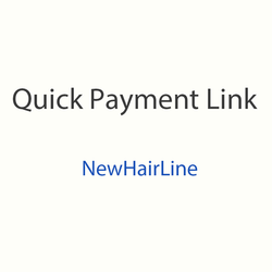 Quick Payment Link - NewHairLine