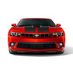 Chevrolet SS Camaro 2014-2015 racing stripes pre-cut decal set - US Rallystripes