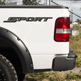 Sport decal set for 2020 Ford F-150 pickup truck bedside - US Rallystripes
