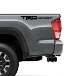 Set of 2: 2019 TRD SPORT vinyl decals for Toyota Tacoma Tundra 4Runner - US Rallystripes
