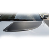 Hyundai Veloster 2011 & Up hood insert w/ hood vents pre-cut decal set - US Rallystripes