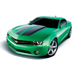 Chevrolet Camaro 2010-2013 racing stripes decal set - US Rallystripes
