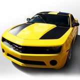 Chevrolet Camaro 2010-2013 LOBSTER racing stripes pre-cut decal set - US Rallystripes