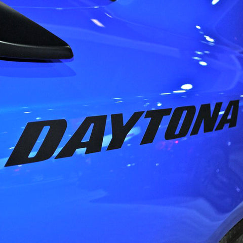 Dodge Charger 2011-2014 DAYTONA style quarter panel side decals - US Rallystripes