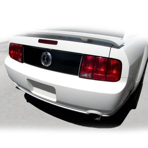 Ford Mustang 2005-2009 trunk blackout pre-cut sticker - US Rallystripes