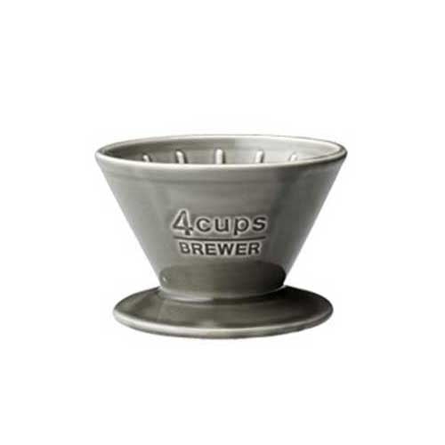 Kinto Brewer Gray 4 Cups (27632)