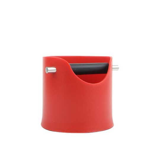 Crema Pro Knockbox 110mm Red