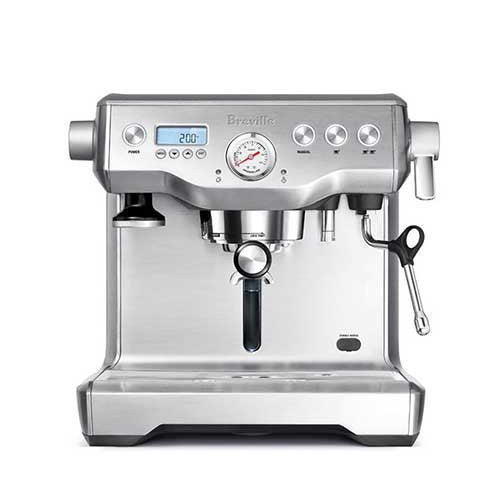 Breville Coffee Machine Dual Boiler BES920
