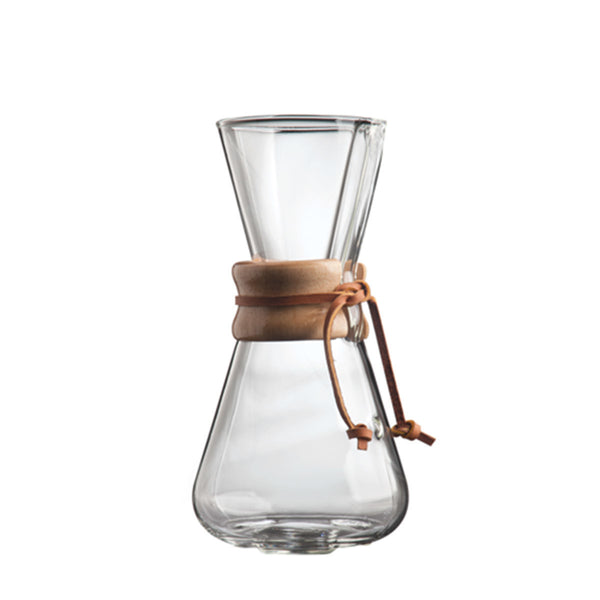 Chemex - Classic Series Wood Collar 3 Cups (CM-1C)